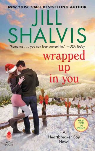 Image result for wrapped up in you by jill shalvis